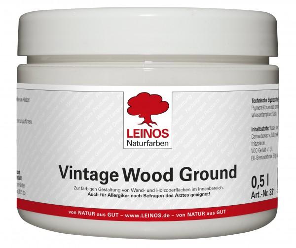 Vintage Wood Ground 331