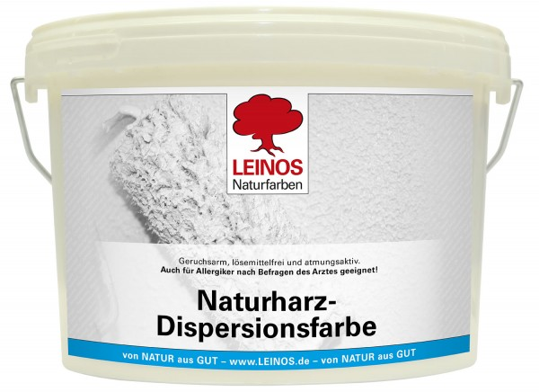 Naturharz-Dispersionsfarbe 660 naturweiß