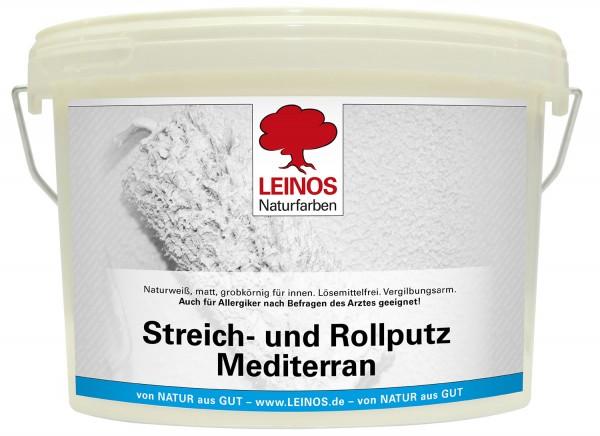 Streich- und Rollputz Mediterran 680