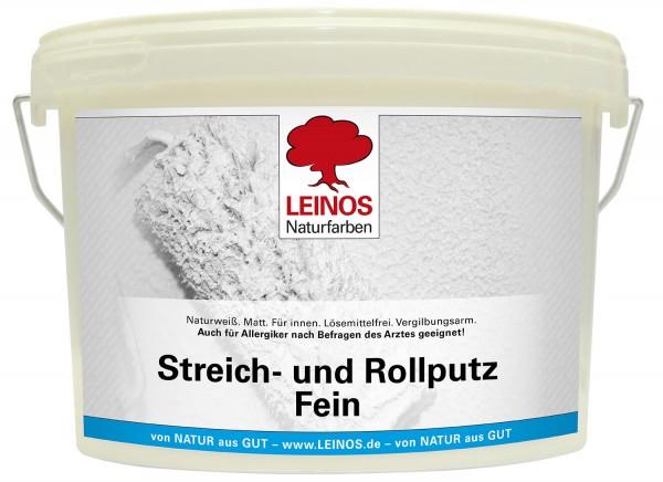 Turbo Leinos Streich- und Rollputz Fein 685 | Leinos Naturfarben Shop IE63
